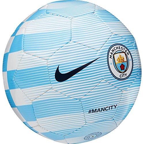 Nike Manchester City FC Skills Football       Blue White Navy  1