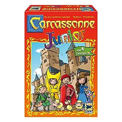 Hans im Glück 48270 Jeu Stratégique Carcassonne - Junior