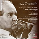 David Oistrakh plays Beethoven