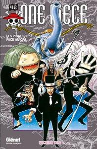 """Afficher """"One piece n° 42 Les pirates face au CP9"""""""