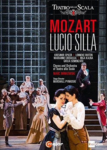 Preisvergleich Produktbild Mozart: Lucio Silla (Teatro alla Scala, 2016) [DVD]