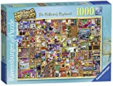 Ravensburger The Curious Cupboard No.6 - The Collector's Cupboard, 1000pc Jigsaw Puzzle