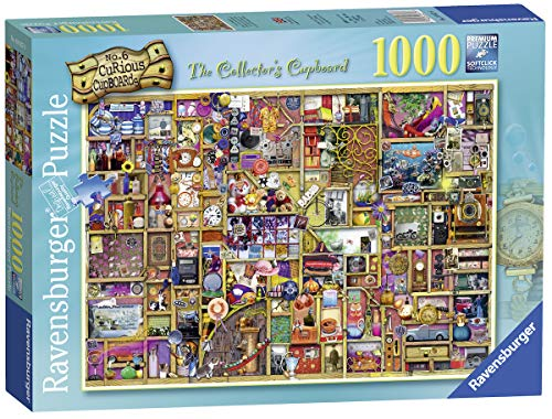 Ravensburger The Curious Schrank Nr. 6 - The Collector 's Schrank, Spielset Puzzle,...