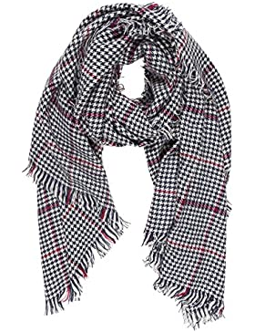 Bufanda Pañuelo cuello de invierno suave de mujer con tacto de cashmere