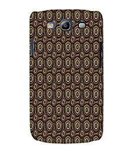 Abstract Painting 3D Hard Polycarbonate Designer Back Case Cover for Samsung Galaxy S3 Neo :: Samsung Galaxy S3 Neo i9300i