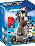 PLAYMOBIL 6680 - Soldatenturm mit Leu...