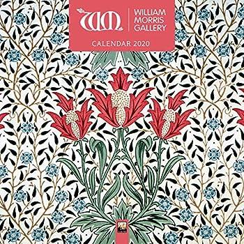 William Morris Gallery 2020 Calendar