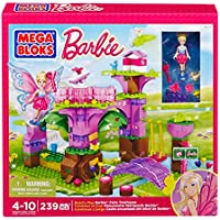 Mega Bloks Barbie's Fairy Treehouse