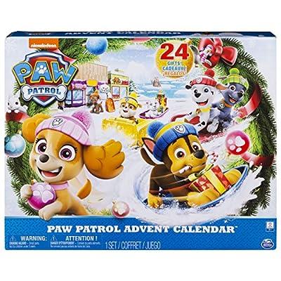 PAW PATROL–6045038–Calendario de Adviento 2018–la Pat 'Patrulla de Spin Master