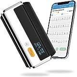 ViATOM Bluetooth-bloeddrukmeter en ECG-meter | CE en FDA goedgekeurd | Gratis app voor Android en ios om onbeperkte gegevens