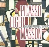 Picasso, Léger, Masson : Daniel-Henry Kahnweiler et ses peintres