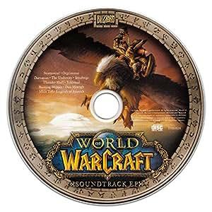 World of Warcraft Soundtrack EP (CD)