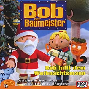 bob der baumeister bob hilft dem weihnachtsmann bob der. Black Bedroom Furniture Sets. Home Design Ideas