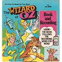 The Wizard of Oz (Illustrated) (Peter Pan Records Read Along) (English Edition)