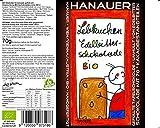 Hanauer Bio Honiglebkuchen, 1er Pack (1 x 70 g)