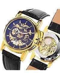 70a12d1423d0 Amazon.es  relojes cuerda - Manual  Relojes
