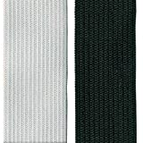 Gummiband Gummilitze elastisches Elastic Band gewebt Gummizug Gummi Hosengummi Hosenband Litze Schwarz 1,5 m x 2 cm
