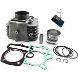 STONEDER YX140 Moteur Cylindre 56mm Joint De Piston Pour YX 140cc Pit Dirt Bike 1P56FMJ