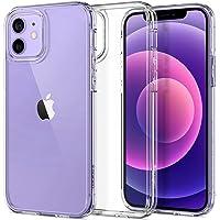Spigen Ultra Hybrid Kompatibel mit iPhone 12 Hülle und Kompatibel mit iPhone 12 Pro Handyhülle dünn transparent hardcase…