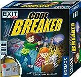KOSMOS 697921 EXIT Kids - Code Breaker, Löst die Rätsel - knackt das Schloss!...