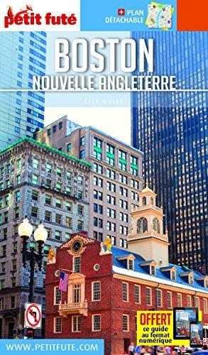 Guide Boston -Nouvelle-Angleterre 2016 Petit Futé