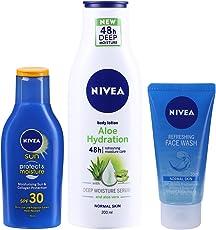 Nivea Sun and Aloe Combo