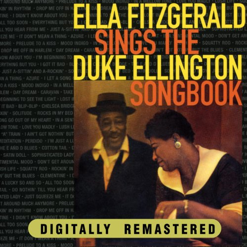 Ella Fitzgerald Sings The Duke...
