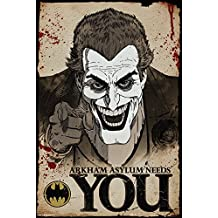 GB eye LTD, Batman Comic, Joker Needs You, Maxi Poster, 61 x 91,5 cm
