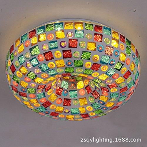 lled-glas-mosaik-deckenleuchte-in-mediterranen-farben-balkon-gang-beleuchtung-rund-30cm-gelb
