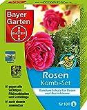 Bayer Garten 84400998 Rosen-Kombi-Set Buchsbaum und Rosenschutz