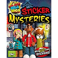 Strange Hill Sticker Mysteries (Strange Hill High)