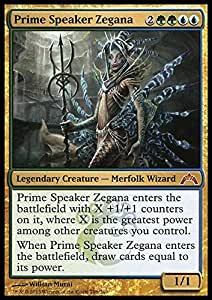 Magic: the Gathering - Prime Speaker Zegana (8) - Gatecrash