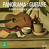 Panorama de la Guitare (25cd)