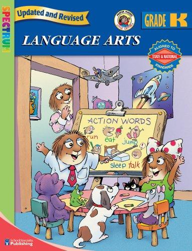 Spectrum Language Arts, Grade K (Little Critter Workbooks)