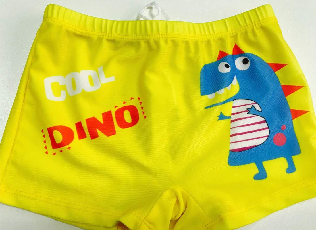 61Kox9l9QWL - Lazzon Bañador Niños Boxer de Natación Traje de Baño Bebe