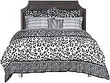 Beco Home Chelsea 8-teiliges Bettdecken-Set Queen