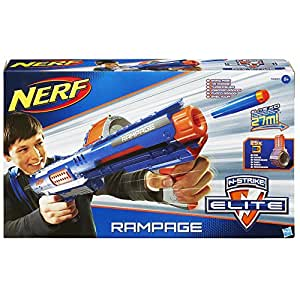 hasbro nerf n strike elite xd rampage jeux et jouets. Black Bedroom Furniture Sets. Home Design Ideas