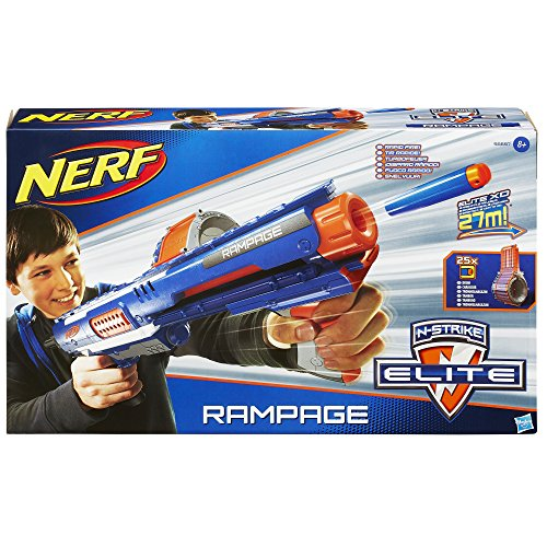 N-Strike Elite Rampage