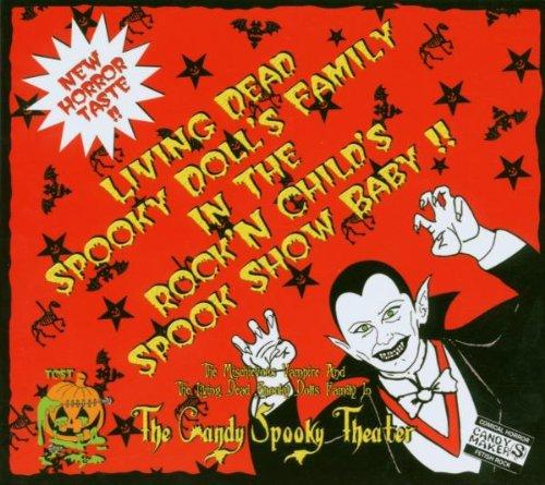 Living Dead Spooky Doll'S Family...(Ltd.ed.)