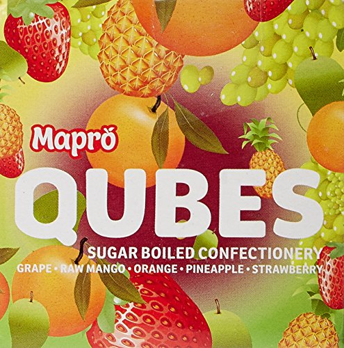 Mapro Qubes, 200g  available at amazon for Rs.56