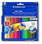 Staedtler Noris Club 24 Crayons de co...