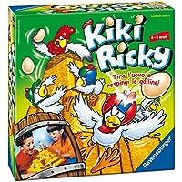 Ravensburger Italy Rav Gioco Kiki Ricky 21107, Multicolore, 878193