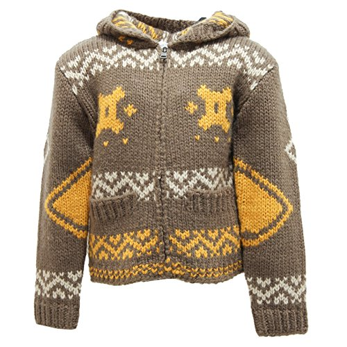 5479R maglione bimbo MONCLER verde multicolor cardigan sweater kid [6 YEARS]