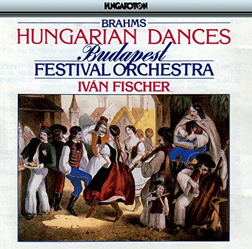 Brahms: Hungarian Dances Nos. 1-21