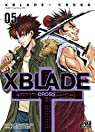 XBlade Cross, tome 5