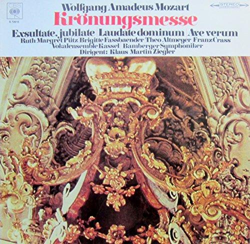 Mozart: Krönungsmesse [Vinyl LP] [Schallplatte]