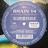 Brain - Psychodelic Space Trippin' - Brain Recordings - BRN-0014-12