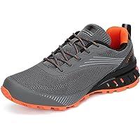 DANNTO Sportschuhe Herren Laufschuhe Turnschuhe Straßenlaufschuhe Atmungsaktiv Gym Sneakers