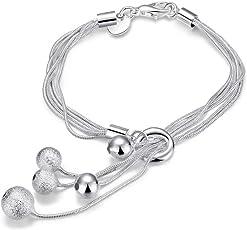 Silver Shoppee Silver Plated Bracelet for Women