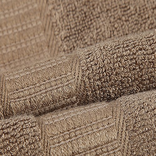fibra di bambù asciugamani tre insiemi di spessore assorbimento acqua naturale ( Colore : 7 ) 12